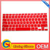 Popular stylish oem cheap silicone keyboard cover