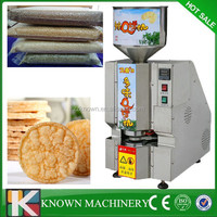 Popped rice cake machines,korea rice cake machine,puffed rice cake machine