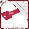 Genuine Chip 1GB/2GB/4GB/8GB/16GB/32GB/64GB Key USB Flash Drive Manufacturer ,USB2.0 Driver