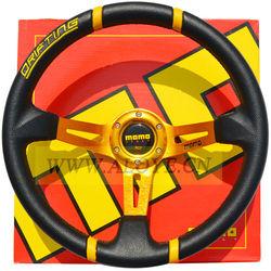 350-90 PVC MOMO Modified Car Drifiting Steering Wheel