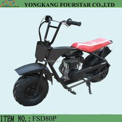80CC $100 pocket bikes kids gas dirt bikes FSD80P