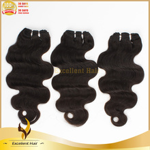 Strict quality control 2015 latest unprocessed virgin brazilian hair wholesale without split ends