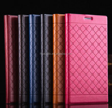 Premium Stand Flip Folio Slip PU Leather Case For Samsung Galaxy Note 4 Cover Mobilephone Cover Bags