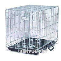 Dog Kennel, Dog Crate; Pet Crate