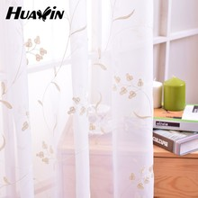 elegant living room curtain fabric made in china,high quality sheer curtain