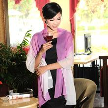 2015 fashion design polyestersummer air conditioning scarf(PP517AL)