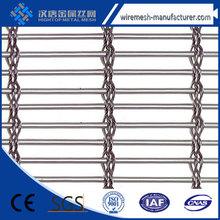 ( Trade Assurance) decorative metallic mesh curtain/architectural window screen