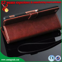 Fctory Leather Cell Phone Cases For Sony Xperia Z3 Mini , for Sony Xperia Z3 Wallet Cases 02