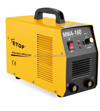 high performance hot selling manually inveter welding machine arc mma-120I