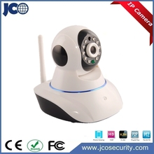 HD small wireless mobile phone viewing 720p h.264 ir10m distance ptz p2p all in one ip network camera