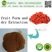 fruit Form and dry Extraction wolfberry