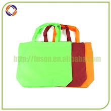 Custom promotional D cut pp non-woven bag,pp nonwoven bag