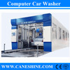 Hot Sale CE&ISO New Customize Cheap Price Computer Nine Brush Tunnel Automotive Washing Cleaning Washer Equipment Price CS-S937