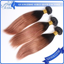 Alibaba china feather kit hair extension ,hair extension supplier,ombre yaki tape in skin weft hair extension