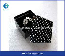 nice paper box packaging ring