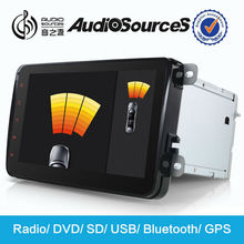 Audiosources car dvd 8 inch TFT HD auto radio car dvd gps navigation system for BMW E46
