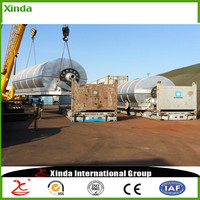 Free Pullotion Biomass Pyrolysis Plant machine for Oil by profeesional manufature in China
