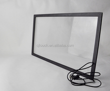 (12-100inch) USB touch overlay,60 Inch Multi Points IR Touch Screen Overlay Kit,kiosk touch screen frame