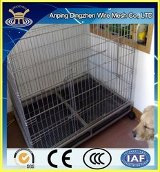 2015 High Quality Used Metal Dog Kennel For Sale / Used Metal Dog Kennel Supplier