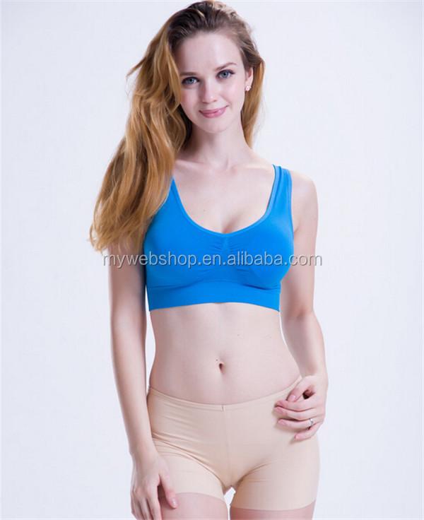 sexy underwear big women sex genie bra Sexy Ladies Womens Sports Bras Yoga Athletic Top Size Bra Girls Vest S girl sex photo