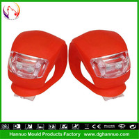 Bicycle turn signal light silicone bicycle light bicycle led strip light
