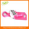 Hot sale fancy soft rubber handle bottle opener