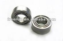 RC car bearing 2 metal shiels Si3N4 balls 5x9x3mm MR95ZZ Ceramic bearing