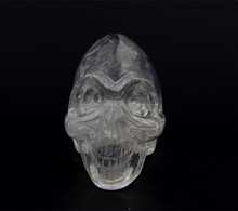 BEST fashion promotion natural crystal head skull for halloween