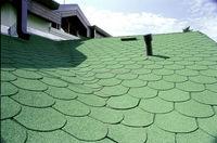 asphalt shingles roof, fiberglass shingle