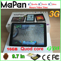 Android 4.4 OS cheapest phone tablet pc with sim slot phone call function