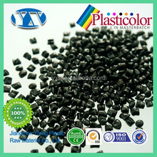 PP PE ABS PET High Carbon Black Concentrate Black Masterbatch for Home Appliance Pipe Film
