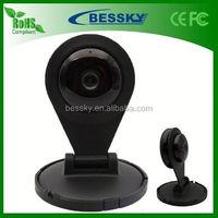 High image quality 5PCS Black+5PCS White 2cu/yoosee mini wifi camera ir red h264