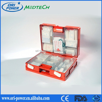 CE FDA ISO approved OP wholesale manufacture emergency first aid kit disaster supplies