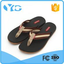 latest design high quality rubber men slippers wholesale men flip flops