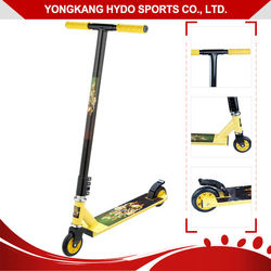 Aluminum Fork Pro Stunt Scooter,China Stunt Scooter,Stunt Scooter
