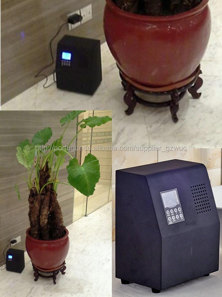 lobby do hotel aroma difusor