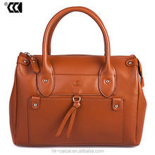 Hot sale Ladies Leather satchel, Fashion and Genuine Leather satchel bag