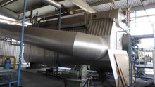 used water tube industrial steam boiler