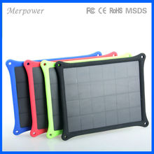 Portable mobile solar charger 5W Travelling Solar panel charger for Mobile phone