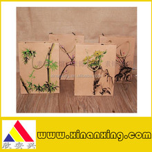 Classical Famous Landscape of China Paper Bag for Shopping /Packing /Gift