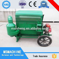 Low Noise high output wheat sheller/rice sheller In Hot Sale!