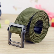 Hot Selling Braided Leather Strap canvas belt with jeans canvas belts wholesale