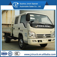 Foton 2T towing lorry cargo truck for sale
