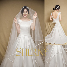 Sherny Bridals 2015 new product sale on alibaba real sample Custom Made China short sleeve and see through back Wedding Dresses