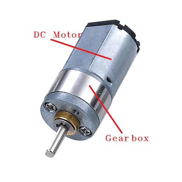 Hot Sales 16A030micro 6v sew gear motor