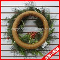rattan wholesale artificial decorative garland