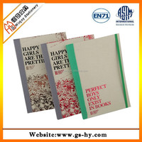 Fancy customised diary and pen for gifts set