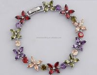 Europe and the USA Top AAA Zircon Copper Energe BraceletFor Lady