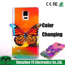 3D fancy shenzhen tpu cell phone case for samsung note 4