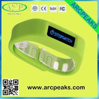 new arrival bluetoooth wristbands with Ultra-long standby time